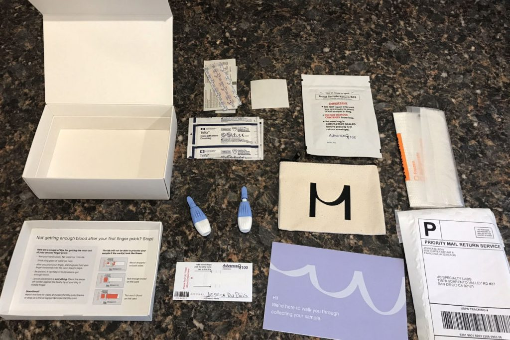 Modern Fertility Kit
